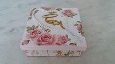 Caixa para joia/bijuteria  www.elo7.com.br/esterartes
