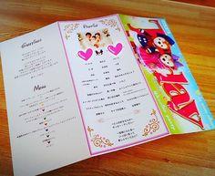 結婚式からもう1ヶ月。。 楽しかったなぁー♡ #結婚式手作りアイテム  #ディズニーウェディング #結婚式 #席次表手作り #today風 #席次表#ディズニー#today #today風席次表 #ダッフィー #大変だったけど楽しかった  #暇になると何か作りたくなる #みんなの結婚式もお手伝いします #結婚式って幸せ #最近疲れやすい#歳のせい? #コウノドリで号泣 #涙腺崩壊 #母親ってすごい