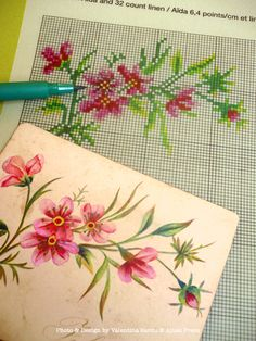 How To Design Your Own Cross Stitch Pattern - 2