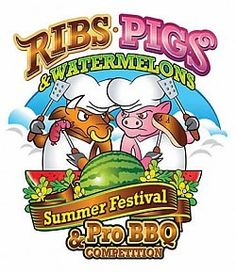 Ribs, Pigs & Watermelons – Summer Festival & Pro BBQ Compe… - Kids Events, Activities & Things To Dofor Families