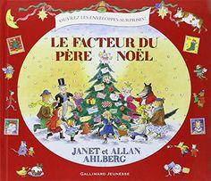 Le facteur du Père Noël de Allan Ahlberg
