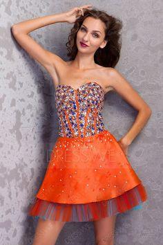 3cd405d7d83 A-line Sweetheart Mini Short Miriama s Cocktail Homecoming Dress