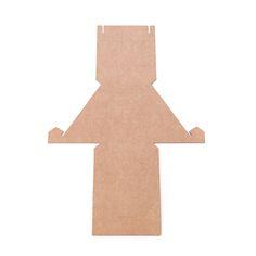Fabricado en cartón ondulado, este soporte es una opción original y ecológica para apoyar teléfonos móviles y tablets