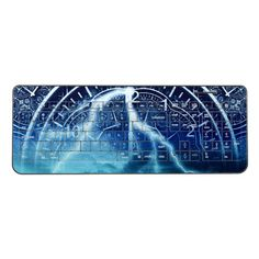 Shop Time Travel Wireless Keyboard created by BlueRose_Design. Time Travel, Cool Gifts, Keyboard, Plugs, Vibrant Colors, Mice, Template, Gift Ideas, Corks