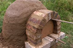 Build a cob oven for $20.00: