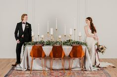 Winter wedding inspo | Photo by Kai Heeringa Photography http://ruffledblog.com/modern-romantic-wedding-ideas-with-marsala