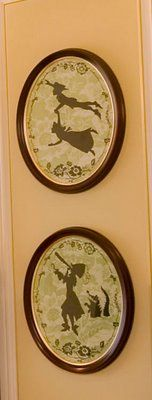 When and if I have children I plan to have a Peter Pan theme for the nursery, no matter the gender.