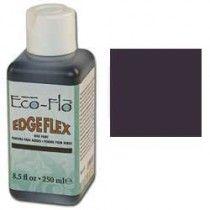 Leerverf Eco-Flo Edgeflex Zwart, 250 ml