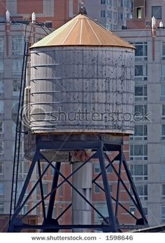 Water Tower NYC