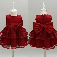 Beautiful New Baby Girl dress Available at babymea.com.  Dont miss the SALE!! Perfect for the Holidays! #babyreddress #babygirl #christmastime #almostchristmas #lace #lacedress #babymea @love.babymea #redbow #bow New Baby Girls, Kids Clothing, Christmas Time, Cute Babies, New Baby Products, Lace Dress, Kids Outfits, Flower Girl Dresses, Bows