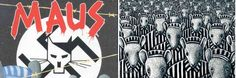 """""""Maus"""" by Art Spiegelman is a graphic novel completed in 1991. It depicts Spiegelman interviewing his father about his experiences as a Polish Jew and Holocaust survivor. The book depicts races of humans as different kinds of animals, with Jews as mice, Germans as cats and non-Jewish Poles as pigs."""