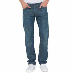 Levi's® Homme Jeans 504™ Regular Straight Fit: Notre modèle mesure 182 cm Notre modèle porte une taille 31 Sa taille habituelle est 31…