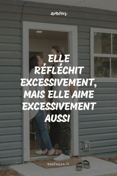 Elle Réfléchit Excessivement, Mais Elle Aime Excessivement Aussi Live Love, Positivity, Sauf, Words, Quotes, Idea Box, Buisness, High Level, Capricorn