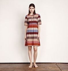 ace&jig fall 16 collection | augusta dress in mirage