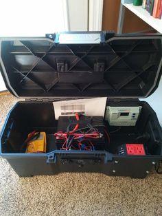 Picture of Portable Solar Generator
