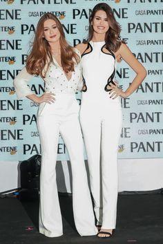 três brasileiras, mais bem vestidas da semana, celebridades, moda, estilo, inspiração, looks, best dressed of the week, outftis, celebrities, fashion, style, inspiration