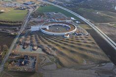 Snøhetta's MAX IV Laboratory Landscape Set to Open in June