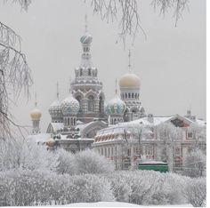 Зимняя сказка в Санкт-Петербурге.  #этноспб #НовыйГод #Питер
