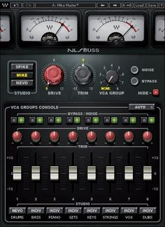 NLS Non-Linear Summer plugin delivers the ultimate analog summing sound in-the-box, featuring three legendary virtual consoles with over 100 individually modeled channels in all. Waves Audio, Virtual Studio, Music Software, Gaming Computer, Gaming Setup, Internet Radio, Windows Phone, Travel Design, Wedding Humor