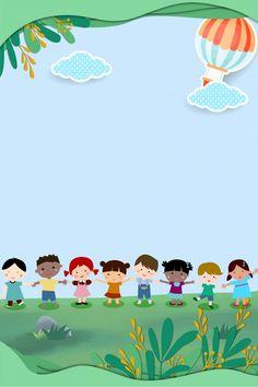 Promotion Summer Vacation Summer Camp Promotion Poster - New Ideas Kids Background, Cartoon Background, Summer Camps For Kids, Summer Boy, Powerpoint Background Design, Creative Poster Design, Preschool Learning Activities, Cartoon Kids, Summer Cartoon