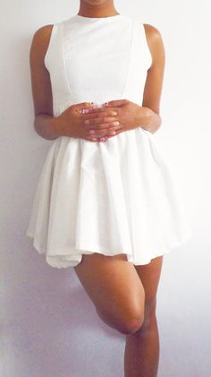 Check out this item in my Etsy shop https://www.etsy.com/uk/listing/235680925/last-one-white-linen-panel-summer-dress