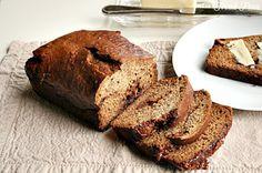 Salted Caramel Banana Bread - Heather's French Press