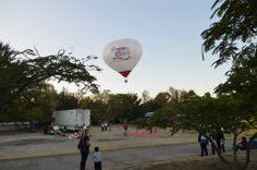 globo aerostatico para publicidad