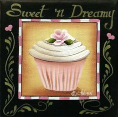 Sweet n Dreamy Painting  - Sweet n Dreamy Fine Art Print