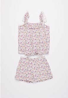 Peekaboo Beans Spring / Summer 2013 Collection - Unromper in floral print