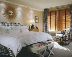Fifth Avenue Apartment - New York City City Bedroom, New York City Apartment, Create Space, Contemporary Bedroom, Bedrooms, Interiors, Spaces, Furniture, Design