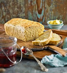 Gluten-free bread: Bring a food staple back onto the menu with this great gluten-free recipe.