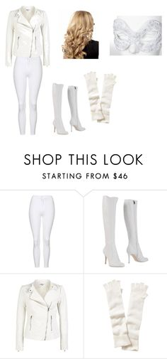"""""""polar stealth"""" by wildchild-98 ❤ liked on Polyvore featuring Topshop, Gianvito Rossi, ONLY, Athleta and Masquerade"""