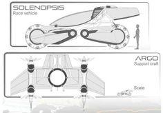SOLENOPSIS Race Vehicle
