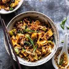 Better Than Takeout Szechuan Noodles With Sesame Chili Oil