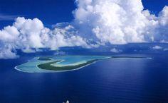 French Polinissian | Tropical Island Paradise of French Polynesia: Bora Bora, Moorea and ...