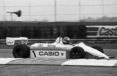 Mike Thackwell - Ralt RH6 Honda/Mugen - Ralt Racing Ltd - XXXVI International Tropy 1984 - Marlboro / Daily Express International Trophy - European F2 Championship, Round 1 - © Sutton Motorsport Images