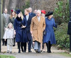 Admittedly this was a break with tradition, as not only has it been an important part of British history for all the royals to gather together at Sandringham, but on a personal level it gives the Queen huge joy