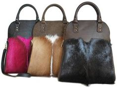 Springbok Leather Handbags | Exotic Leather Bags - African Creative