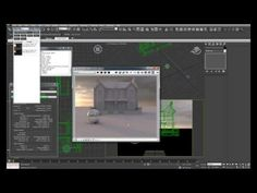 Lighting in Vray using an HDRI Sky only - YouTube