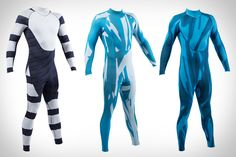 Shark Deterrent Wetsuits use specialized patterns to break up and diffuse light, making your shape harder to discern, and ultimately making it harder for a shark to see you.