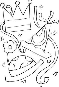 Disegni maschere di carnevale da colorare e stampare - Disegni da Stampare e Colorare
