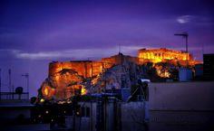 Parthenon, Hellas - null