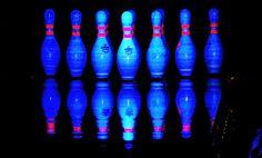 cosmic bowling pins