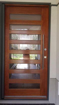 Door Gate Design, Door Design Interior, Wooden Door Design, Main Door Design, Front Door Design, Home Room Design, Wooden Glass Door, Fly Screen Doors, Tor Design