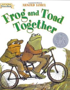 Frog and Toad Together (I Can Read Picture Book) by Arnold Lobel, http://www.amazon.com/dp/069401298X/ref=cm_sw_r_pi_dp_lppcqb0VQ0EDZ