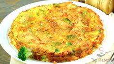 Eine gesunde herzhafte Torte ohne Mehl. Brokkoli und Blumenkohl sind die Basis dieses Rezeptes. Guten Appetit!