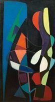 Abstrakte Komposition F 11 par Robert Fontene