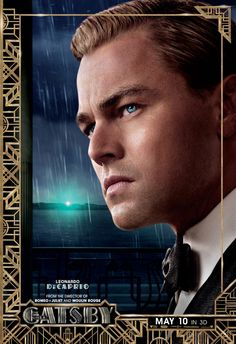 6 New Character Posters For 'The Great Gatsby' Get Close-Up & Intimate | The Playlist