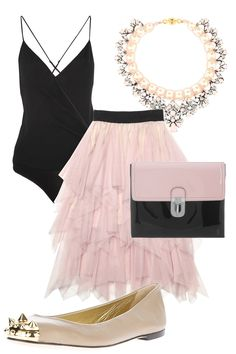 A Beautiful ballet outfit!