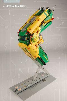 LOWVA Starfighter L by : VolumeX :